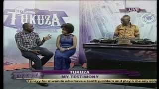 Tukuza Live: My testimony with guest Njesh wa Kabz