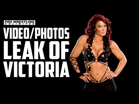 Xxx Mp4 Private Sex Video Nude Photos Leak Online Of Former WWE Diva Victoria 3gp Sex