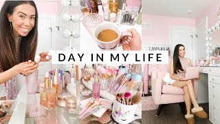 DAY IN MY LIFE! BEAUTY EDITION💕