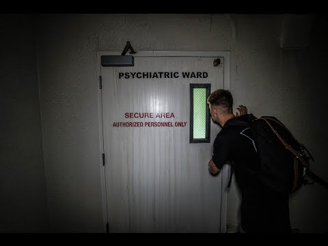 ABANDONED NEW HOSPITAL (FOUND BLOODY MORGUE)
