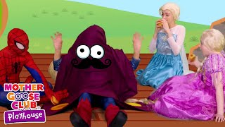 Johnny Johnny + the Blanket Monster | Dress Up Theater | Mother Goose Club Playhouse Kids Video