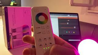 tint Lampen und Fernbedienung in homee nutzen   SmartHome Blog