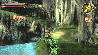 Dragon Blade: Wrath of Fire Game Sample - Wii