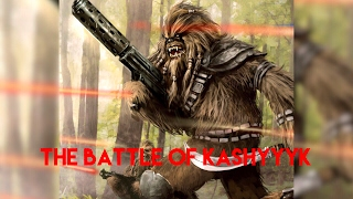 The Battle Of Kashyyyk - Outer Rim Sieges #3