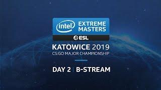 LIVE: Furia Esports vs Team Spirit - IEM Katowice 2019 Challengers Stage