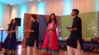 Amyna and Shams Pithi Dance (cousins dance)