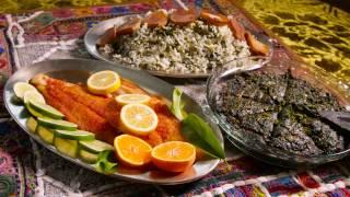 Persian New Year Feast