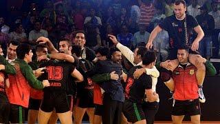 Iran beat South Korea 28-22, qualifies for Kabaddi World Cup final   वनइंडिया हिन्दी