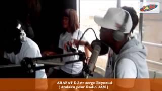 DJ Arafat feat Serge beynaud (chante pour la radi