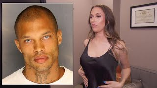Wife of 'Hot Felon' Jeremy Meeks Gets Stunning Makeover