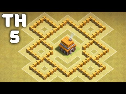 Xxx Mp4 Town Hall 5 Awesome War Base ⏺Clash Of Clans CoC TH5 3gp Sex
