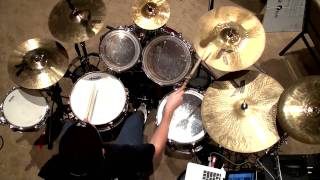 Open My Eyes - Hillsong Live Drum Cover HD