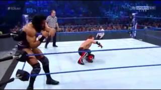 AJ Styles Pele Kick