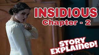 Insidious Chapter 2 (2013) Story Explained - What Really Happened | Insidious 2 Movie Review