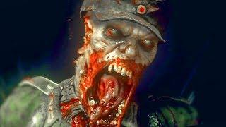 Call of Duty WWII: NAZI ZOMBIES Reveal Trailer + BREAKDOWN! (COD WW2)