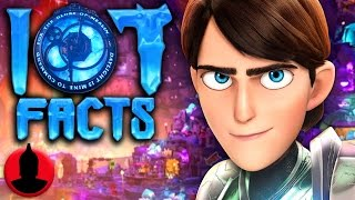 107 Trollhunters Facts - (Tooned Up #227) | ChannelFrederator