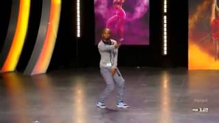 So You Think You Can Dance Season 10 Vegas Audition Du Shaunt  Fik Shun  Stegall