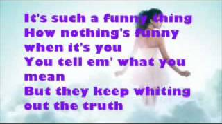 Selena Gomez - Who Says (with lyrics on screen)