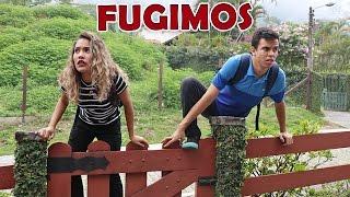 VOCÊ DECIDE - FUGIMOS DE CASA! (PARTE 1)