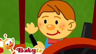 The Farmer in the Dell - Nursery Rhymes | BabyTV