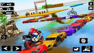 EXTREME IMPOSSIBLE BIKE RACING GAME 2019 #MotorCycle Game #Bike Games 3D For Android #Games For Kids