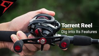 Piscifun New Torrent Baitcasting Reel Review and Demonstration #2 From Steve Worrall