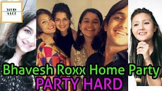Bhavesh Roxx New Home Party With Avneet,Aashika,Saloni,Rits ,Jannat And Many More