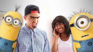 Despicable Me Date with Rolanda & Richard - DM 2 THEME SONG (Parody)
