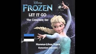 Frozen - Let It Go(Olgu nii) (Estonian Version)