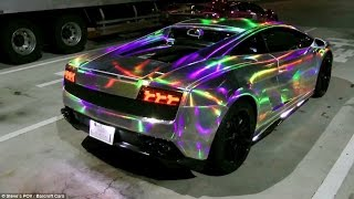 Top 5 Paintjobs & Wraps (CARS)