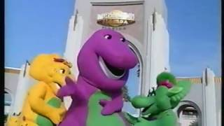 Barney Universal Studios Ad 1999