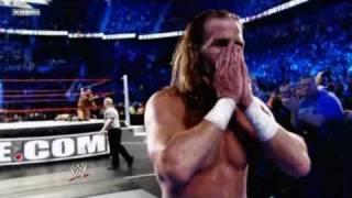 Promo Shawn Michaels career Vs Undertaker streak at Wrestlemania 26