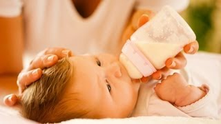 Formula Feeding vs. Breastfeeding | Baby Development