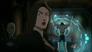 Talia Al Ghul Kills The Heretic - Batman : Bad Blood