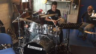 Rock Your Body/Can't Stop the Feeling (Justin Timberlake) Eurovision drum cover