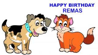 Remas   Children & Infantiles - Happy Birthday