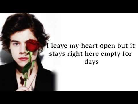One Direction - Story of My Life (Lyrics + Pictures) *HD*