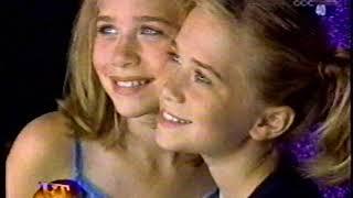 Mary-Kate and Ashley Olsen Melissa Joan Hart ET 1998
