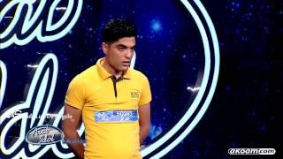 محمد حمزة العراق عرب ايدول الموسم الرابع الحلقة الثانية Arab idol 2016