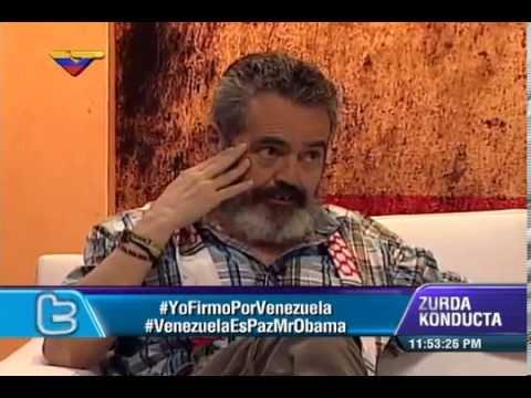 Juan Manuel Sánchez Gordillo, alcalde de Marinaleda (Andalucía) entrevistado en Zurda Konducta