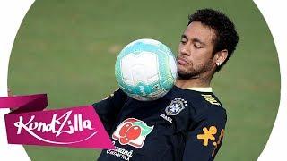 Neymar Jr - Nois Desce Tequila Pra Ela (Os Cretinos)