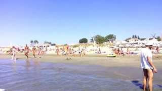 Cap D'Agde Richelieu Beach 2013. France Sud