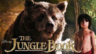 THE JUNGLE BOOK - Balu - Disney HD