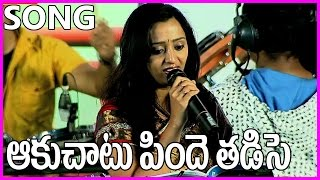 Akuchatu Pinda Tadise (ఆకుచాటు పింద తడిసే) Song - Vetagadu Movie - By Ramu ,Malavika