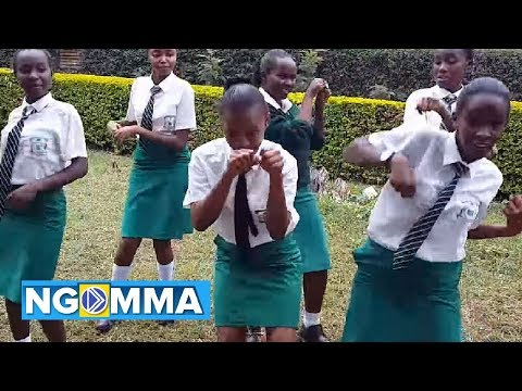 Xxx Mp4 Odi Dance Challenge By St Mary S Kiangima Girls High 3gp Sex