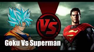 Guko Vs Superman This Is The War