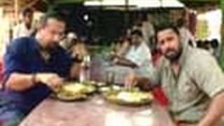 Rocky, Mayur on a 'dhaba'less highway