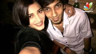 Anirudh & Sruthi hasan sing for Imman   Hot Tamil Cinema News   Lip Kiss