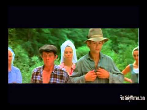 Bootleggers (1974) forced to strip cfnm scene