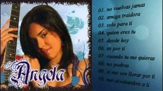 Angela Leiva   1er Album 2009 Cd Completo)